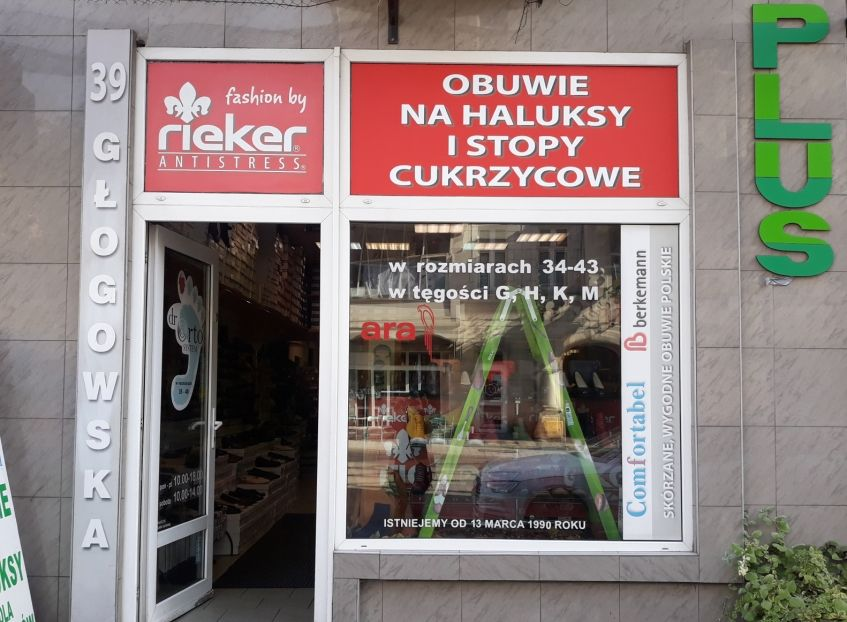 Obuwie Na Haluksy I Stopy Wrazliwe Poznan